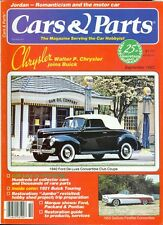 1982 Cars & Parts Magazine: 1940 Ford De Luxe Coupe/1955 DeSoto Fireflite