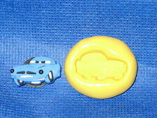 Rod Cars Silicone Push Mold 740 For Clay Candy Chocolate Soap Resin