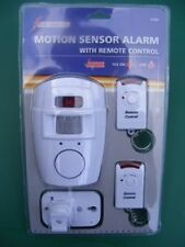 WIRELESS BURGLAR PIR ALARM INTRUDER MOTION SENSOR BOX