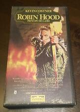 """Videocassetta/VHS """" ROBIN HOOD """" Vivivideo"""