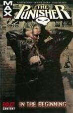 Punisher MAX Vol. 1: In the Beginning, Garth Ennis, Acceptable Book