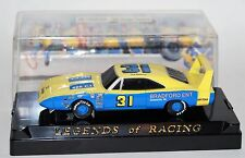 Dodge Charger Daytona Jim Vandiver 1:43 LEGENDS OF RACING - Plastik