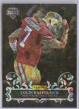 2013 PANINI BLACK FRIDAY COLIN KAEPERNICK CRACKED ICE PARALLEL ONLY 35 PRODUCED