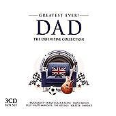 NEW; VARIOUS - GREATEST EVER DAD - THE DEFINITIVE COLLECTION (2014). BRILLIANT.