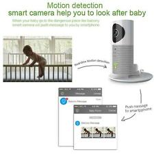IP Wireless Camera Baby Care Monitor Security WIFI Night Vision Audio Video D JS