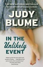 In the Unlikely Event by Judy Blume (2016, Paperback)