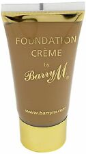 BARRY M creme foundation in shade 7 - 30ml.