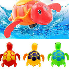 New Swimming Animal Turtle Pool Toys for Baby Children Kids Toddler Bath Time EP