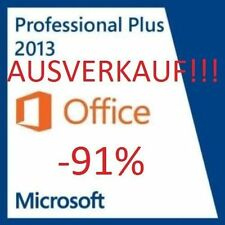 Microsoft Office Professional 2013 Plus