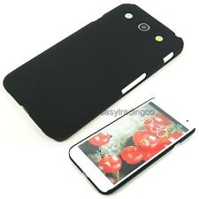 Black Hard Back Cover Case for LG Optimus G Pro E985 AT&T F240 L-04E