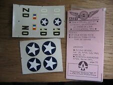 1/72 ABT DECAL N°137 LIORE ET OLIVIER LeO451 USAAF NORTH AFRICA 1943