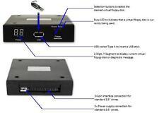 Charmilles roboform/robofil 720kb DD floppy disk a USB Convertitore/Emulatore
