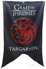 Game Of Thrones - Targaryen Banner Fabric Poster Print, 30x50