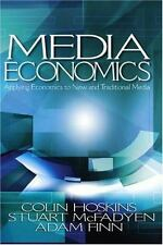 Media Economics: Applying Economics to New and Traditional Media