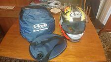 Arai Quantum F IN Size SMALL 55-56cm Helmet