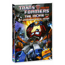 TRANSFORMERS : THE MOVIE - Animation (1986) *20th Anniversary Edition DVD (*New)