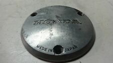 1971 Honda SL175 SL 175 HM453B. Engine outer stator inspection cover