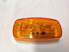 Bargman 47-58-032 Amber LED Clearance Light