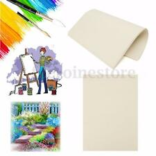 Pack 20-Sheet Artists Blank Paper Drawing Sketching Watercolor Painting 15x20.8""