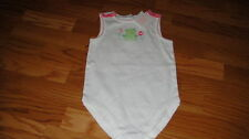 NWT NEW JANIE AND JACK 2T DAISY GARDEN FROG ONE PIECE