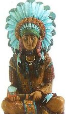 SUPERCAST REF 0367 RED INDIAN WITH HEADDRESS  LATEX MOULD