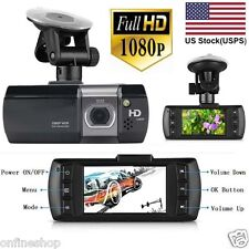 "2.7"" LCD HD Full 1080P Car DVR Dash Camera Video Recorder G-sensor Night VisionA"