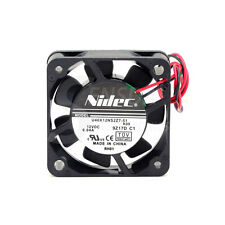 NIDEC 4010 U40X12NS2Z7-51 40mm 4cm DC 12V 0.04A Silent quiet cooling fan