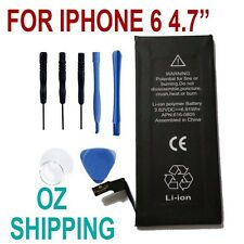 """Internal Replacement Battery For Apple iPhone 6 4.7"""" Free Tools Genuine Capacity"""