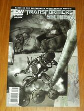 TRANSFORMERS SECTOR 7 #2 IDW COMICS RI VARIANT NM (9.4)