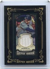 2014 TOPPS GYPSY QUEEN #GMR-BM BRIAN MCCANN JERSEY PATCH #5/10, NEW YORK YANKEES