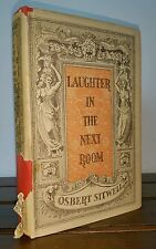 Laughter in the Next Room by Osbert Sitwell 1949 antique book