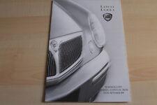 87349) Lancia Lybra + SW - Preise & technische Daten & Ausstattungen - Prospekt