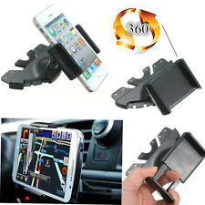 Universal CD Player Slot Car Auto Mount Holder Cradle For Mobile Smart Phone HE