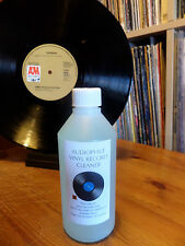 RECORD CLEANER 250ml. BEST ON EBAY. THOUSANDS OF DELIGHTED CUSTOMERS WORLDWIDE.
