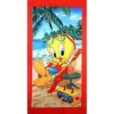Serviette Drap de plage Titi transat strandtuch beach towel coton