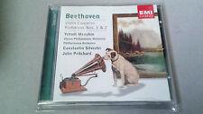 """YEHUDI MENUHIN """"BEETHOVEN VIOLIN CONCERTO ROMANCES 1 & 2"""" CD 15 TRACKS 724357497"""