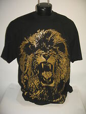 #7027 KING OF LEGEND SS T-SHIRT MEN'S 2XL (EST.) GOOD USED