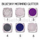 Bluesky MERMAID Effect Glitter Nail Art Powder Dust Magic Glimmer 3g FREE P&P