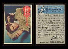 1956 Elvis Presley #45 Preparing To Go On Stage EX/NM **AA-7471**