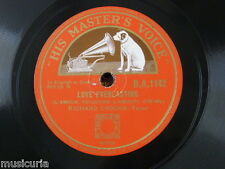 78rpm RICHARD CROOKS love everlasting / student prince - serenade