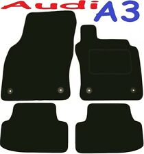Audi A3 & S3 Tailored car mats ** Deluxe Quality ** 2016 2015 2014 2013 2012