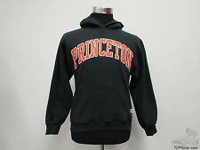 Vtg 90s Russell Athletic Princeton Tigers Hoody Sweatshirt sz S Small Ivy League