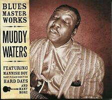 MUDDY WATERS CD - MANNISH BOY, HARD DAYS, PLEASE DON'T GO & MORE