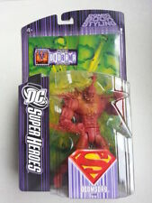 DC Super Heroes DCSH DOOMSDAY Red Variant S3 Select Sculpt Series Superman Enemy