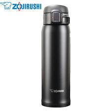 Zojirushi SM-SA48 Thermos & Travel Mug Clear Black 0.48L 16oz, US Seller