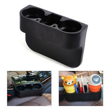 NEW Universal 2 Cup Holder Drink Beverage Seat wedge Car Auto Truck RV Mount