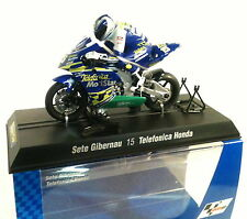 qq SUPERSLOT MOTO HONDA n 15 SETE GIBERNAU TELEFONICA L E SPANISH SUPERSLOT CLUB