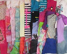Lot Girl's Size 7 7/8 Clothes Outfits