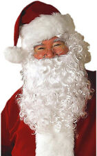 Santa Beard and Wig Set Adult Santa Claus Costume Christmas