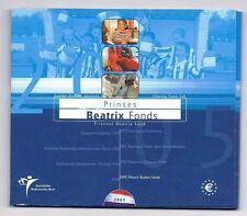 EURO BU JAARSET GOEDE DOELEN BEATRIX FONDS 2005